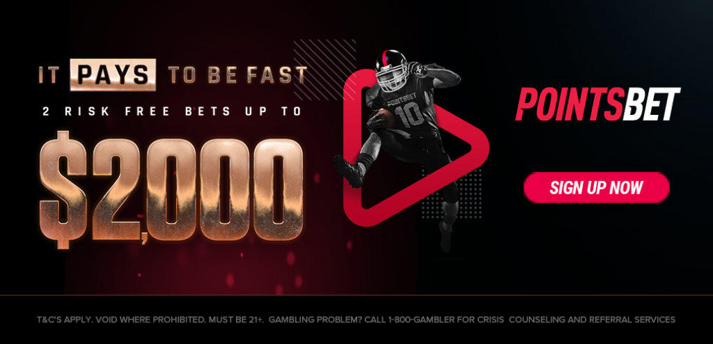 PointsBet PROBonus Offer